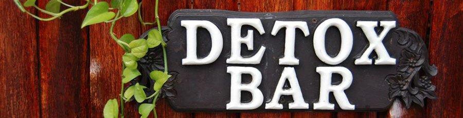 Ananda Detox Bar