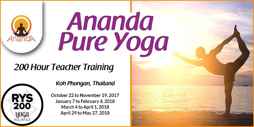 Teacher Training Thailand