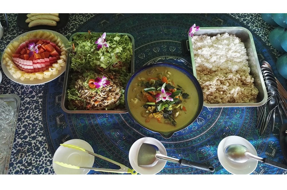 Vegetarian Thai Food