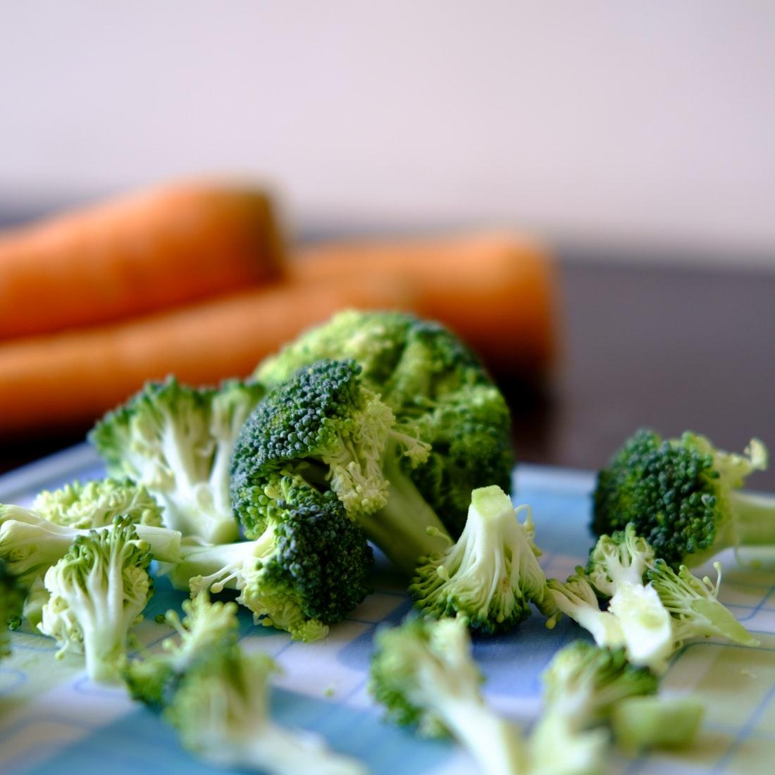 Healthy brocolli soup