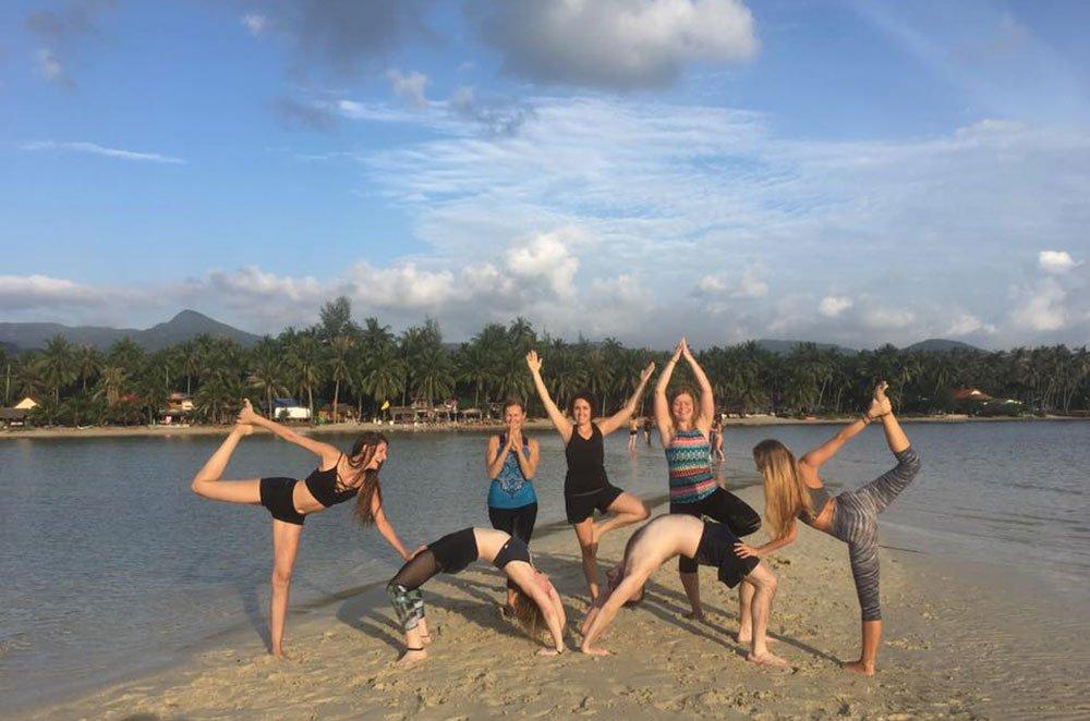 Sandbar-Yoga