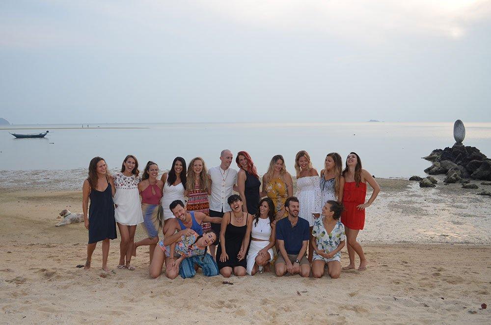 Yogis-on-an-Island