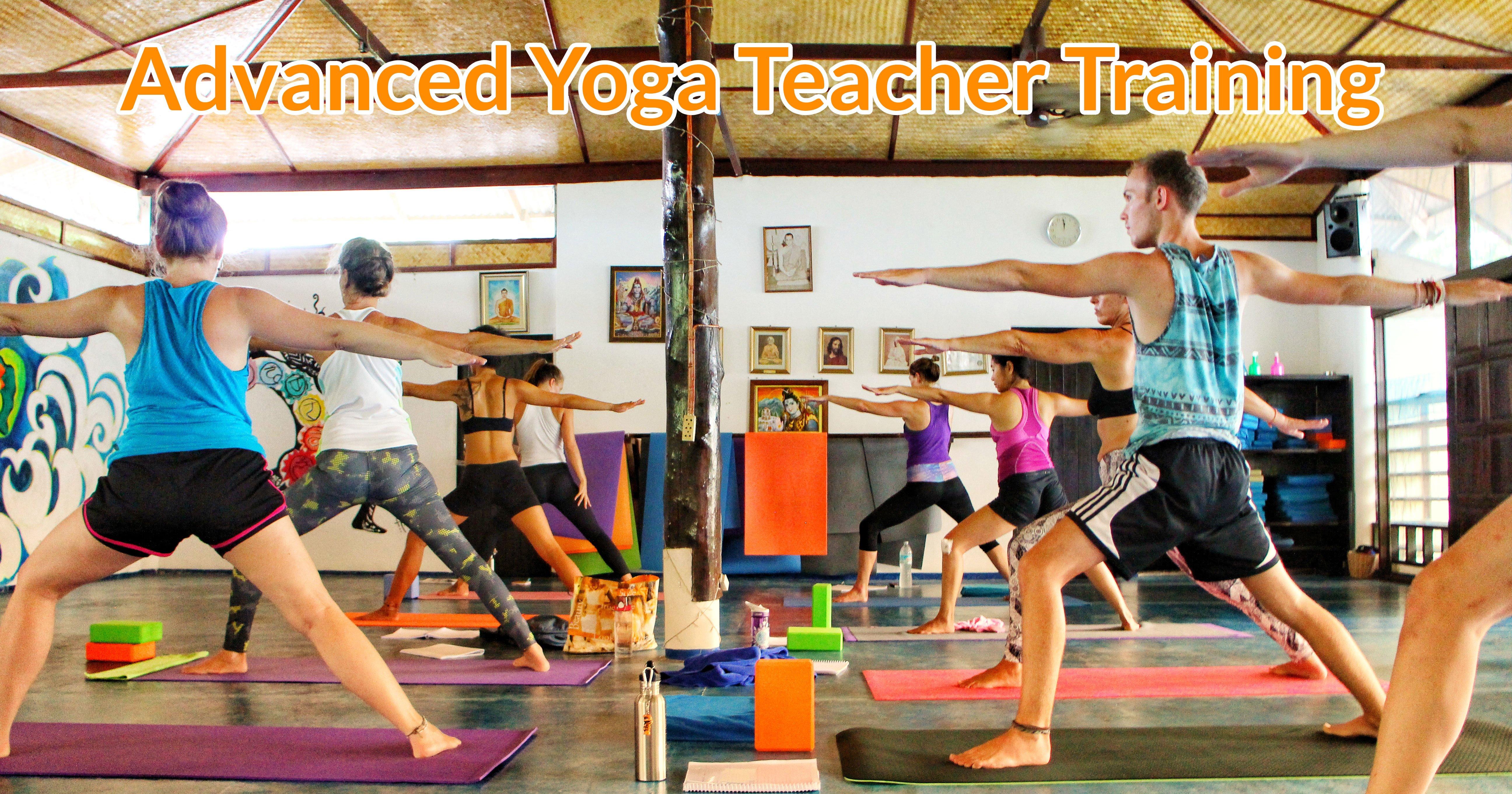 300 Hour Yoga Teacher Training Koh Phangan Thailand Ananda Yoga