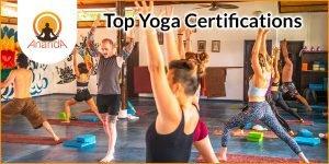 Top Yoga Certifications