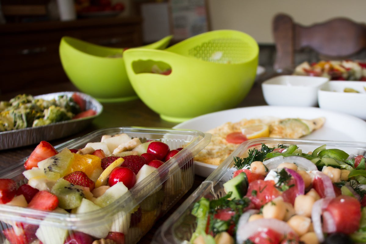 Healthy food for Yogis