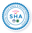 Amazing thailand Safety and health administration certification logo