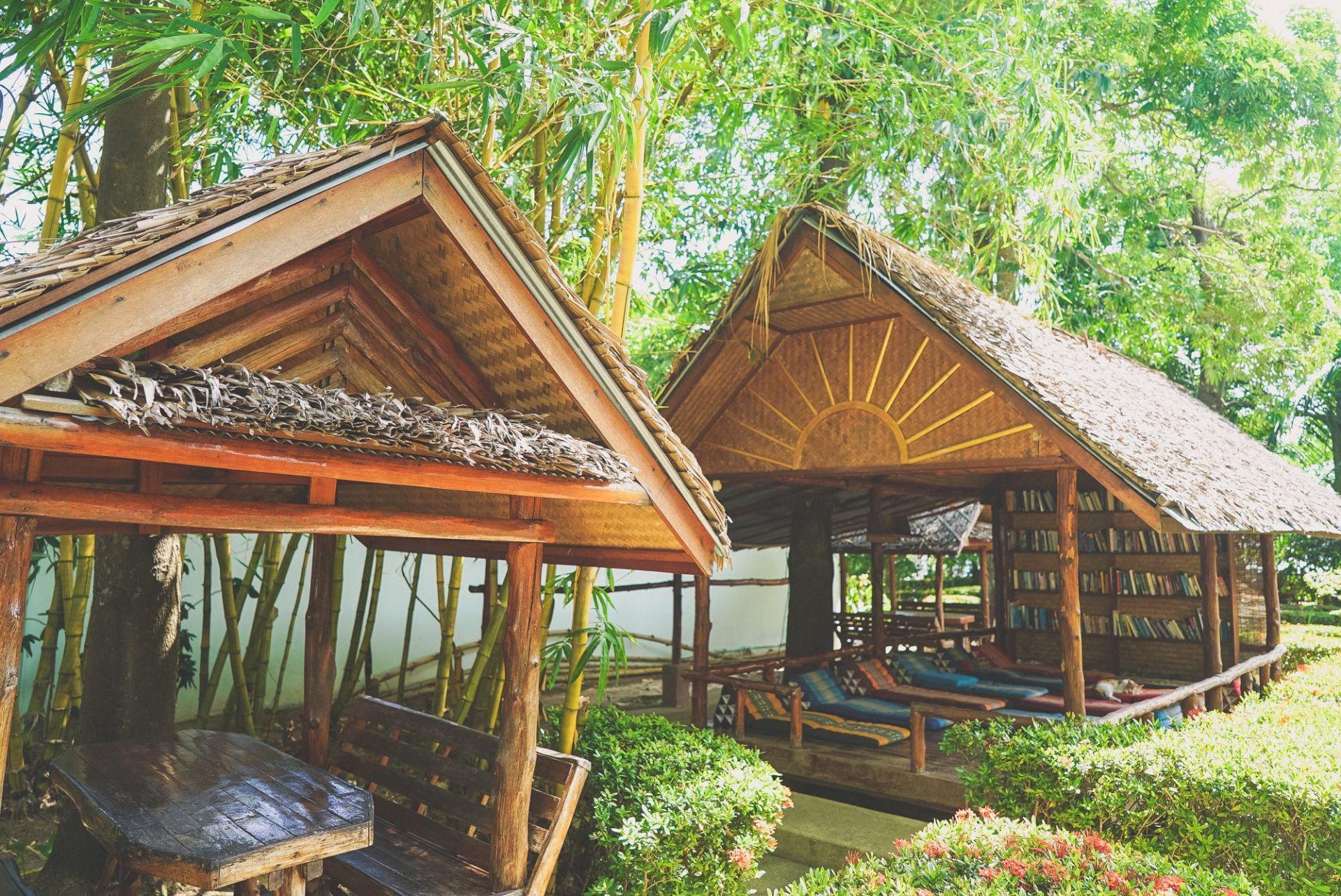 relax spaces in koh phangan